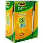 Bic Ecolutions Bpen Black Pk60 893239 (Pack of 60)